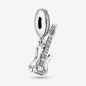 Pandora  Electric Guitar Dangle Charm